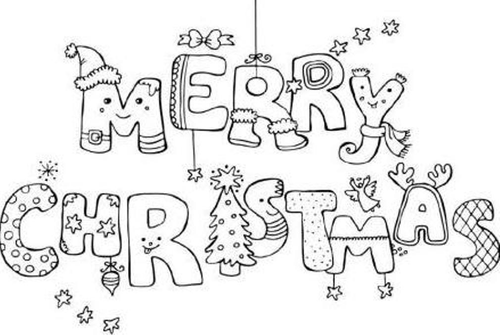 christmas coloring pages and games - photo#41