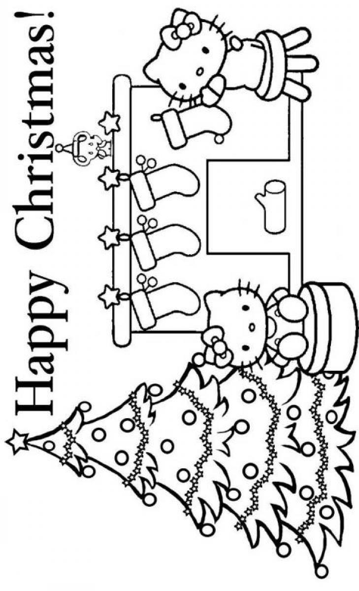 christmas coloring pages and games - photo#13
