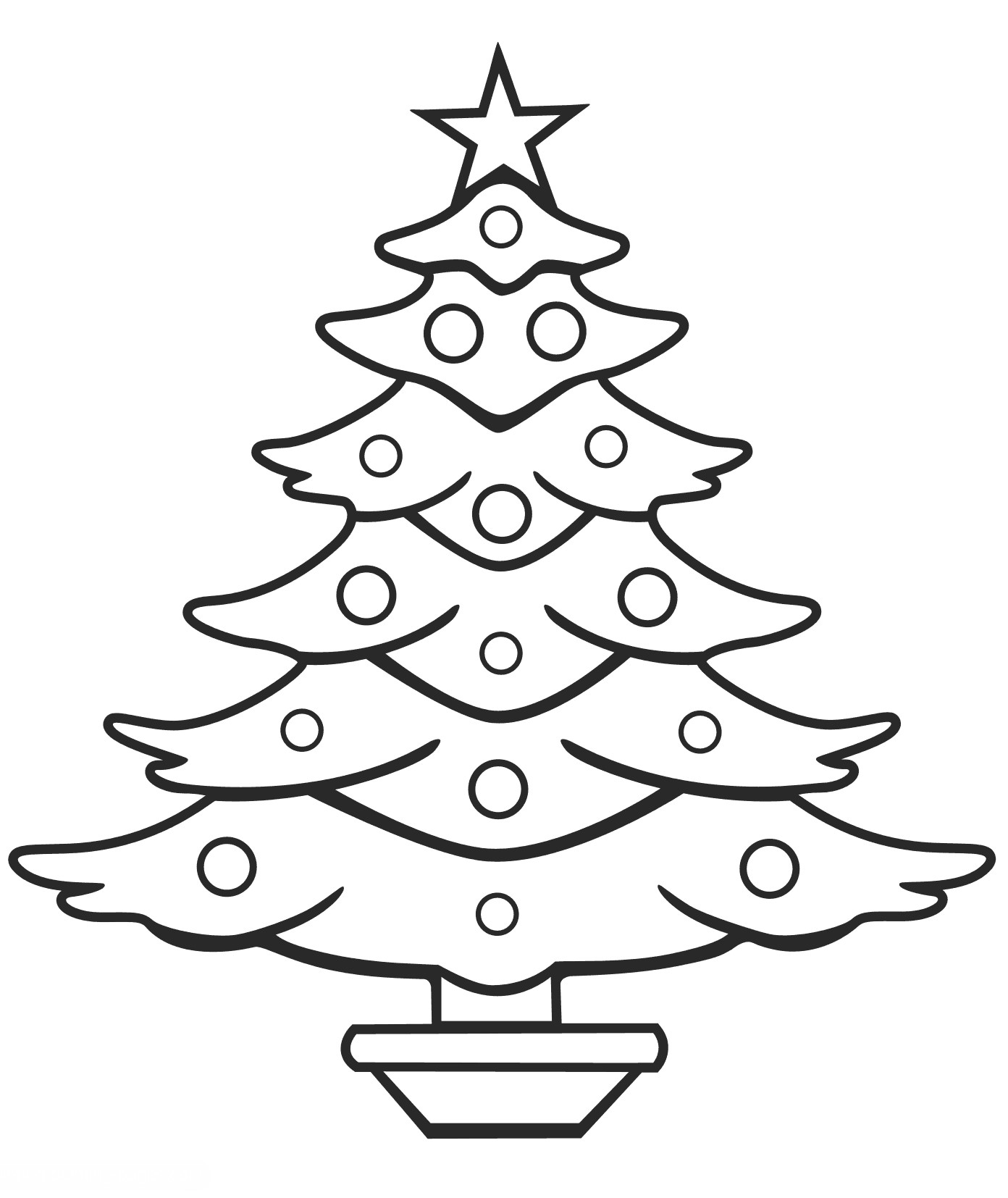 Christmas Coloring Pages & Games - myWorldWeb