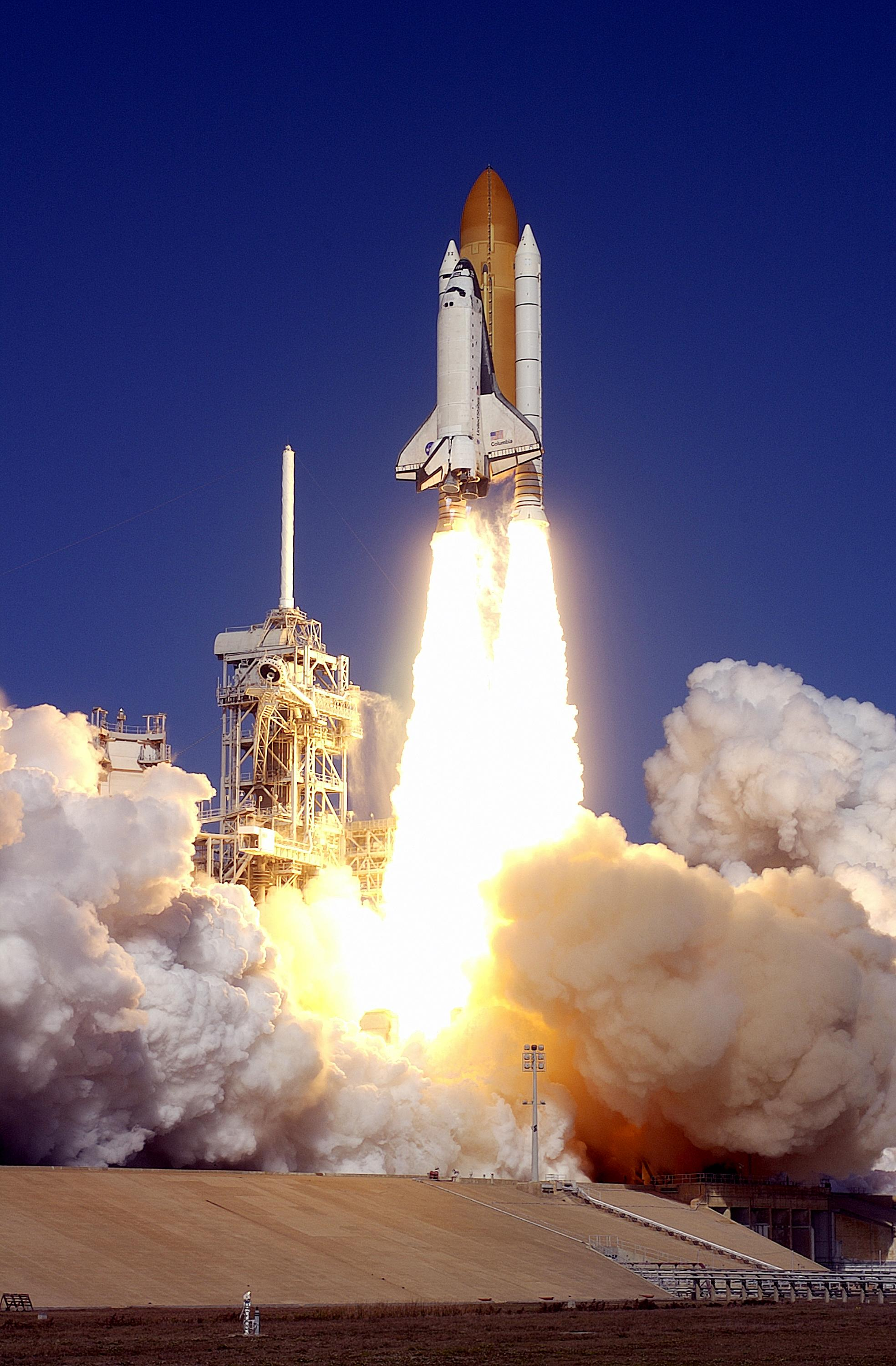 Remembering The Space Shuttle Columbia - myWorldWeb